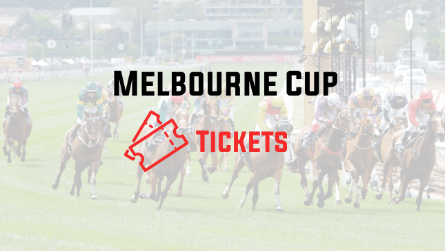 2021 Melbourne Cup Tickets