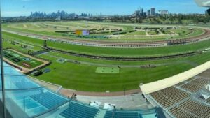 Vaccinated Economy-Melbourne Cup and Major Concert